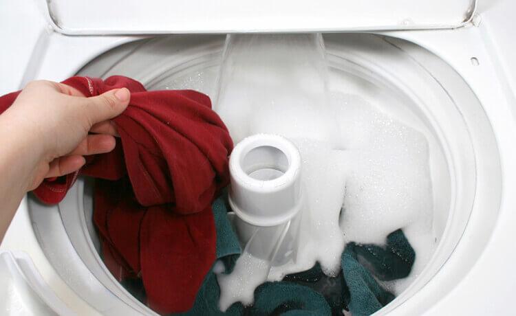 como cuidar la lavadora