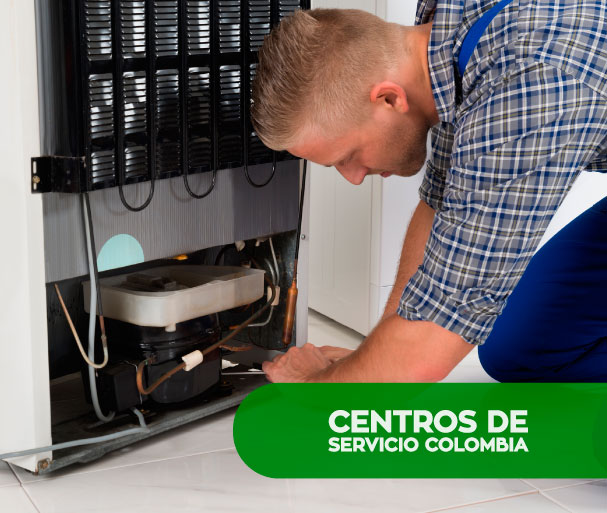 Reparación de Neveras en Medellín