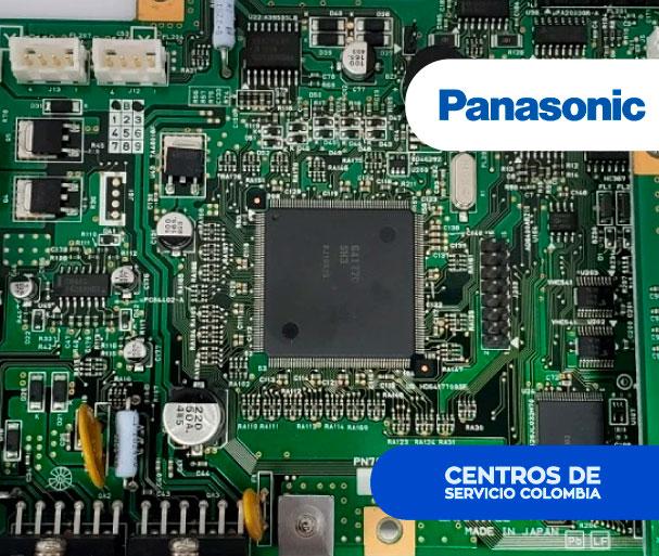 Tarjeta para televisores Panasonic en Bogotá