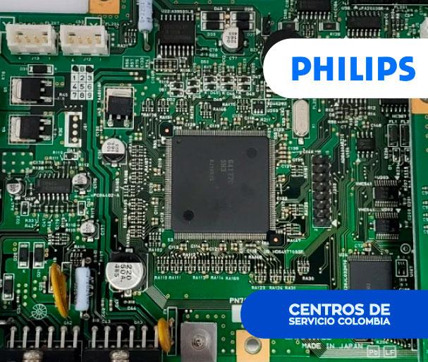 Tarjetas para televisores Philips en Bogotá