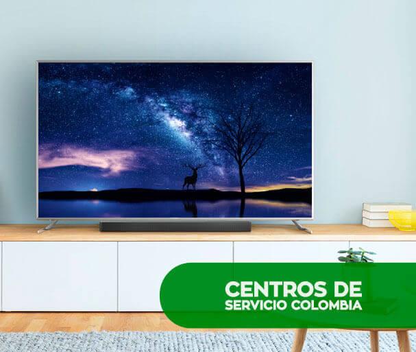 Reparación de Televisores en Bogotá