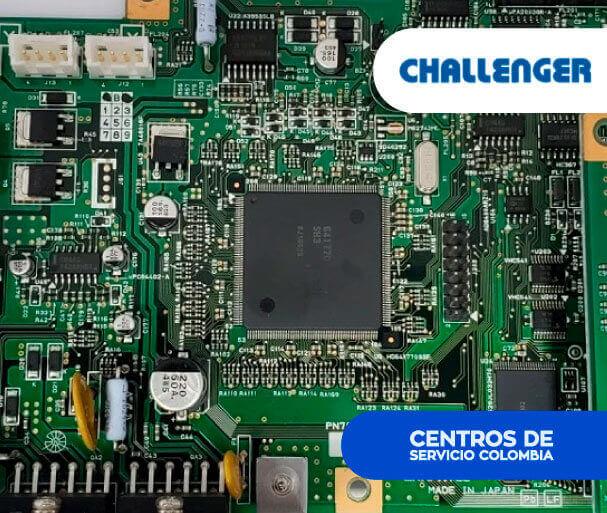 Tarjetas para Televisores Challenger en Pereira