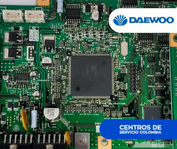 Tarjetas para televisores Daewoo Medellín