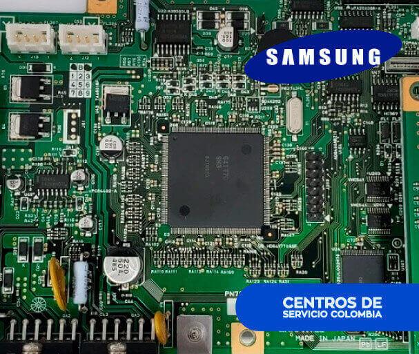 Tarjetas para Televisores Samsung en Medellín